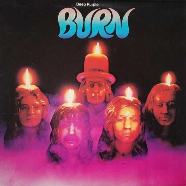 BURN (1974)  180g reissue with Download card