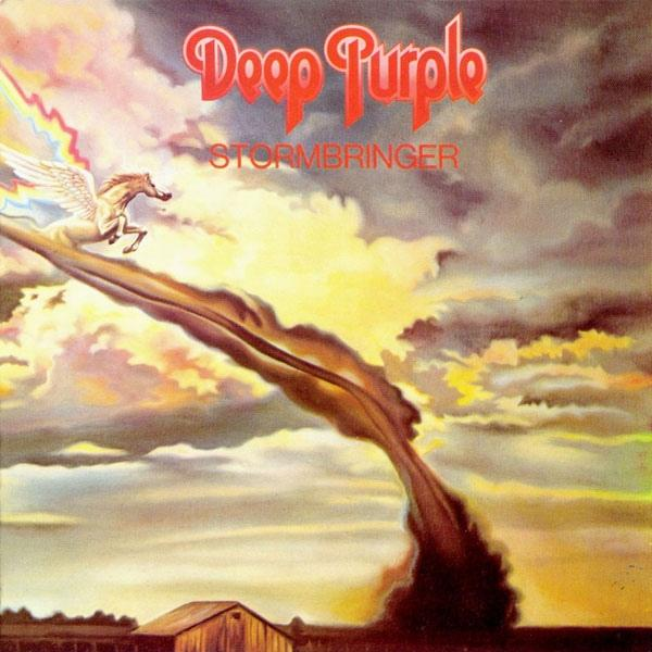 STORMBRINGER (1974)  180g reissue with Download card