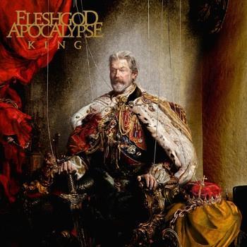 KING   180g Gold vinyl, Lim ed 500x