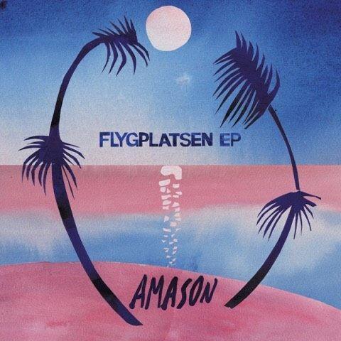"FLYGPLATSEN EP  4 track EP, 10"" Picture Disc"