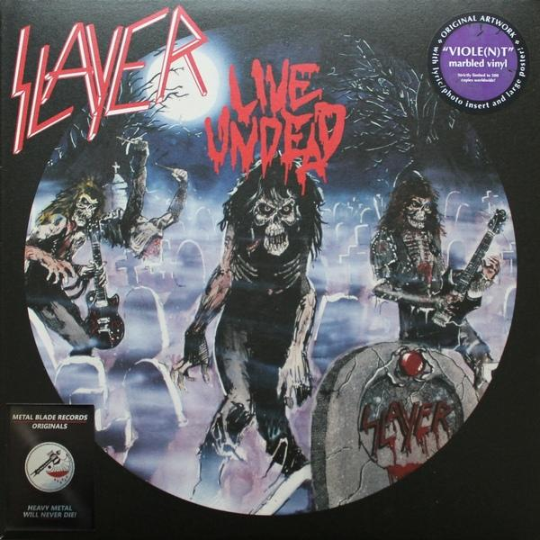 LIVE UNDEAD  USA Picture disc with cover.