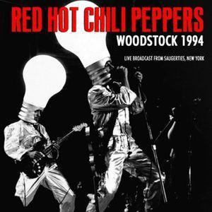 WOODSTOCK 1994   Limited red splatter vinyl