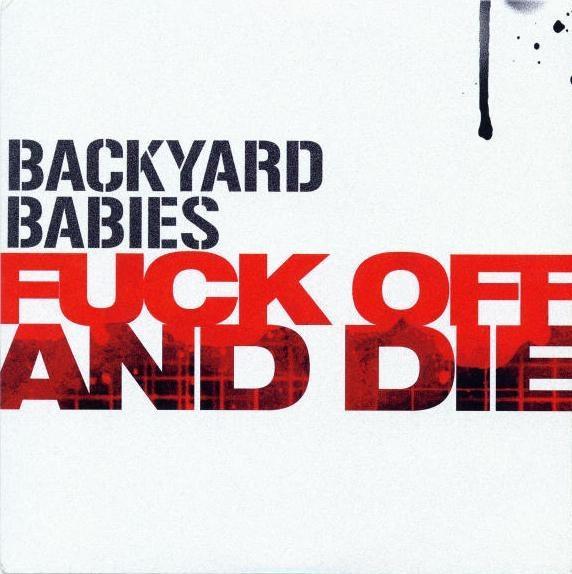 FUCK OFF AND DIE + 2  Black vinyl , Swedish Bootleg Booze