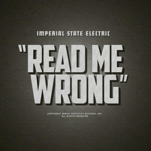 READ ME WRONG+2  Grey vinyl