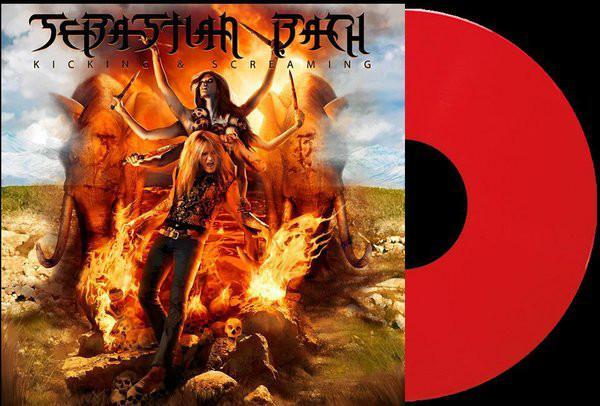 KICKING & SCREAMING  180g Red vinyl