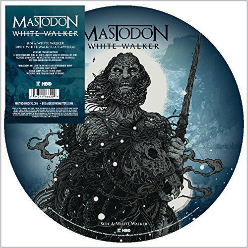WHITE WALKER  Picture disc