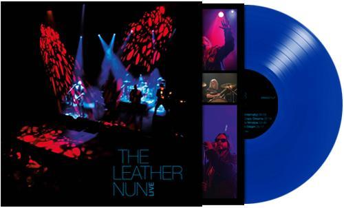 LIVE   Blue vinyl, 500 copies