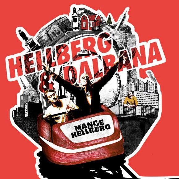 HELLBERG & DALBANA  2016 RSD