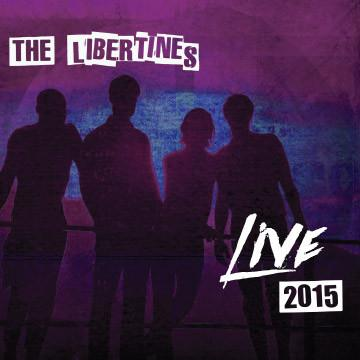 LIVE 2015    2016 RSD, blue vinyl