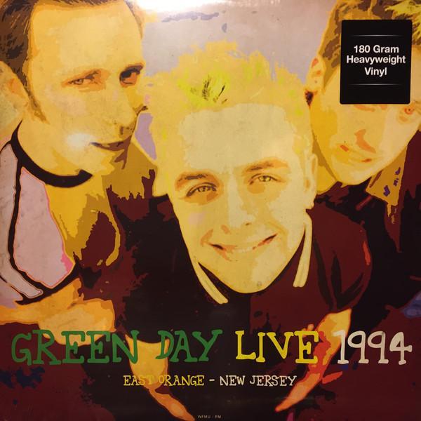 LIVE 1994 EAST ORANGE- New Jersey  180g