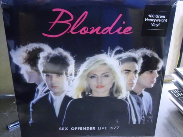 SEX OFFENDER- Live 1977  180g