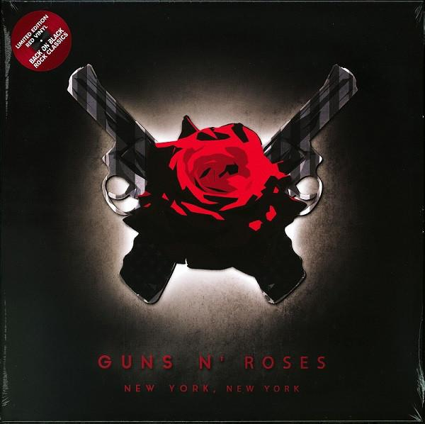 LIVE- NEW YORK CITY 1988  180g vinyl