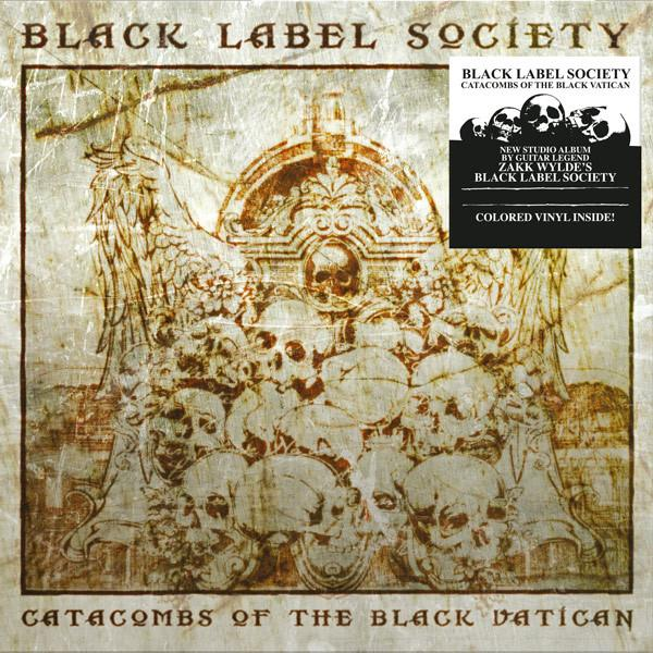 CATACOMBS OF THE BLACK VATICAN  Coloured vinyl