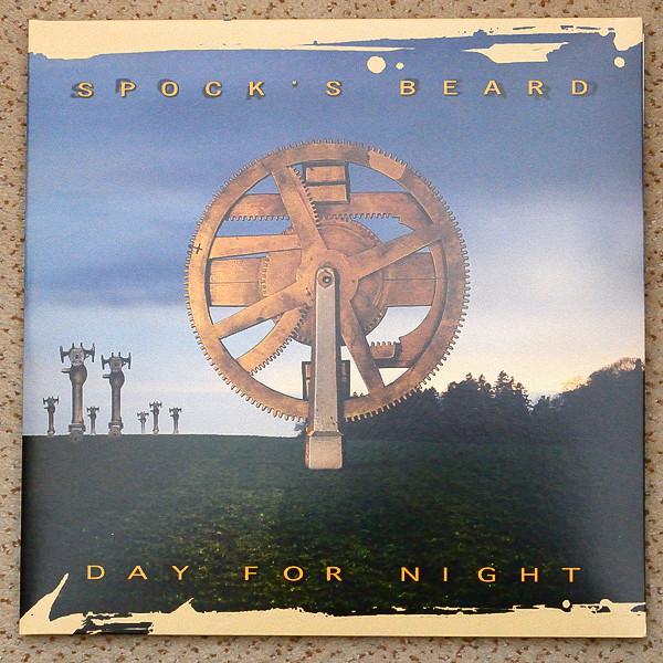 DAY FOR NIGHT  Gatefold sleeve 180 grams + CD
