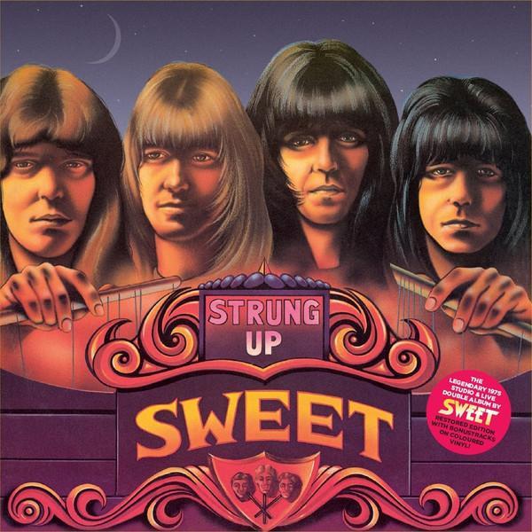 STRUNG UP  Gatefold sleeve Coloured vinyl