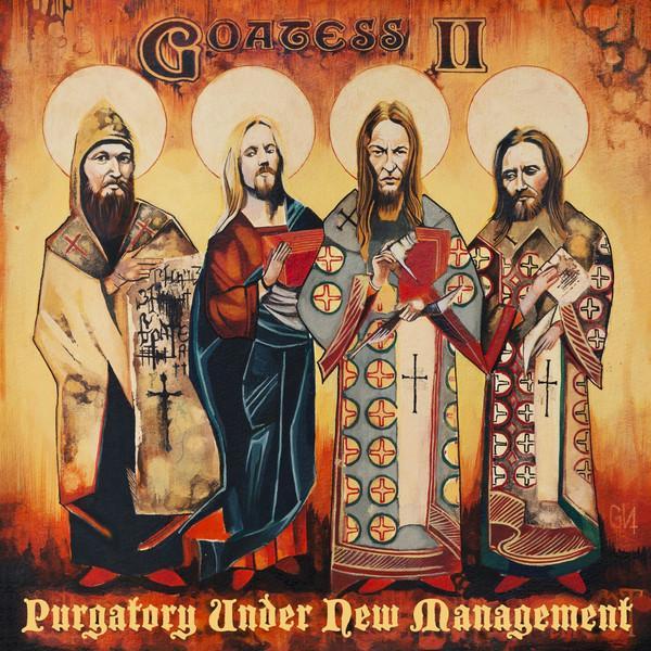 PURGATORY UNDER NEW MANAGEMENT  Coloured vinyl (beer colour)