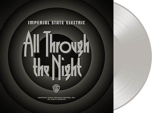 ALL THROUGH THE NIGHT  Transparent vinyl, 1000 copies