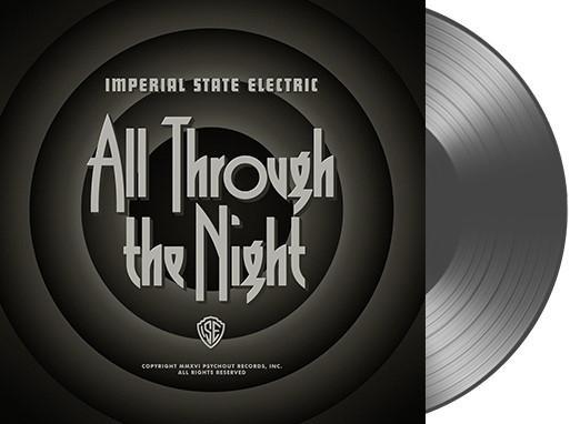 ALL THROUGH THE NIGHT  Grey vinyl, 1000 copies