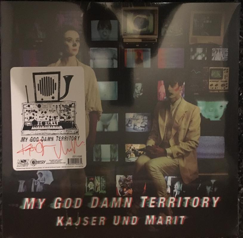 KAJSER UND MARIT   Lim. Ed. 100 copies, signed & numbered