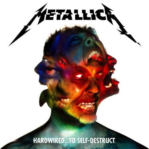HARDWIRED...TO SELF DESTRUCT  Limited  180g 3LP edition
