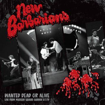 WANTED DEAD OR ALIVE-Live from Madison Square Garden 5/7/79