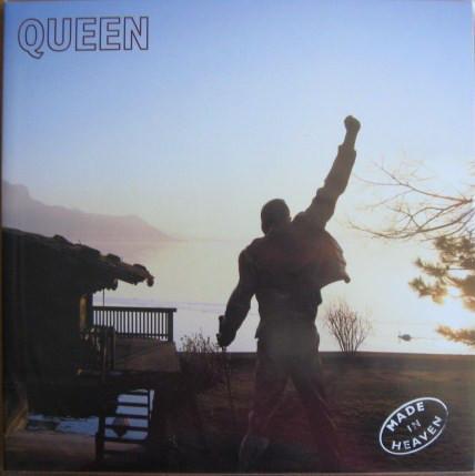 MADE IN HEAVEN    White vinyl, Rare 1995