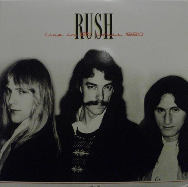 LIVE IN ST. LOUIS 1980  180g vinyl