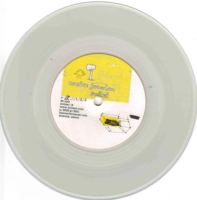 UNTITLED Clear Vinyl