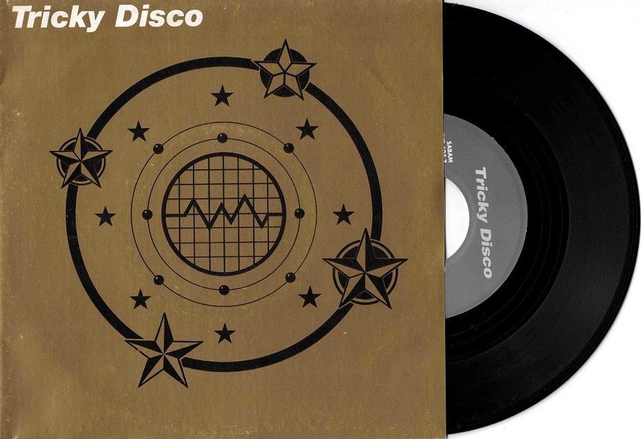 TRICKY DISCO / Tricky Disco (Past Tricky''s Bedtime Mix)