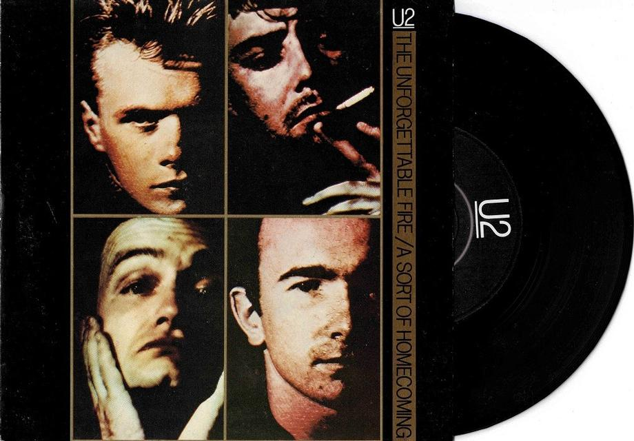 THE UNFORGETTABLE FIRE / A Sort Of Homecoming
