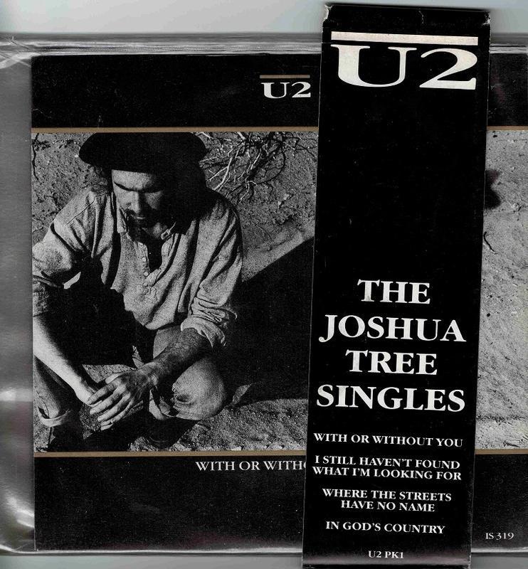 THE JOSHUA TREE SINGLES