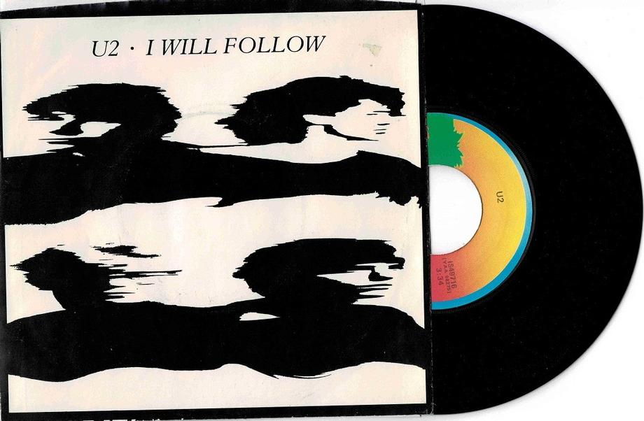 I WILL FOLLOW / Out Of Control (Live At Paradise Theatre Boston. Mass., March 6, 1981)