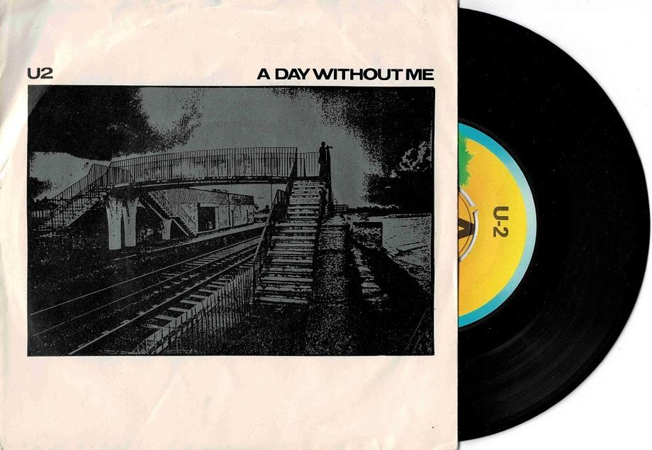 A DAY WITHOUT ME / Things To Make And Do  UK PROMO with A-label