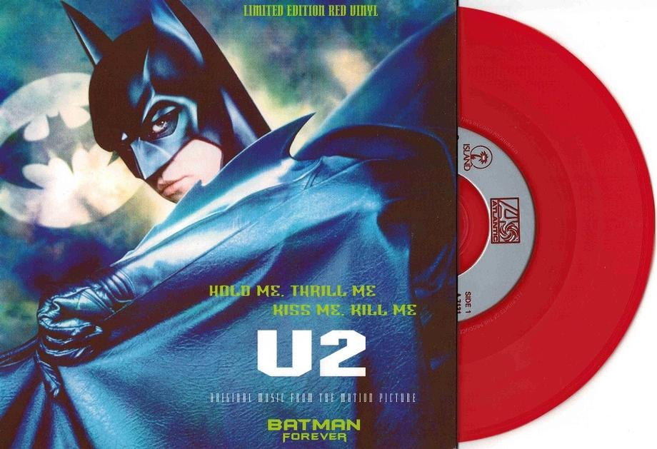 HOLD ME, THRILL ME, KISS ME, KILL ME / Themes From Batman Forever