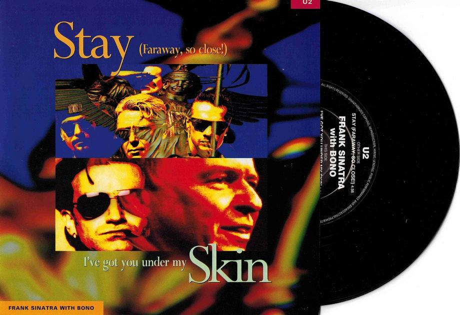 STAY (FARAWAY, SO CLOSE!) / I''ve Got You Under My Skin