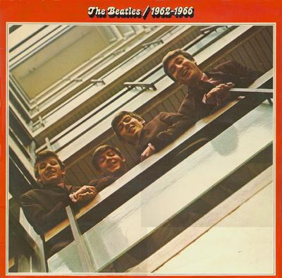 1962-1966 UK Original Pressing Gatefold Sleeve