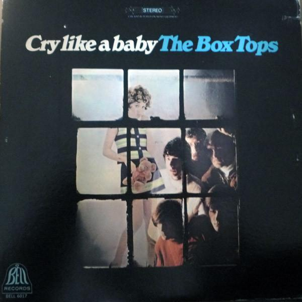 CRY LIKE A BABY US Original Pressin Co