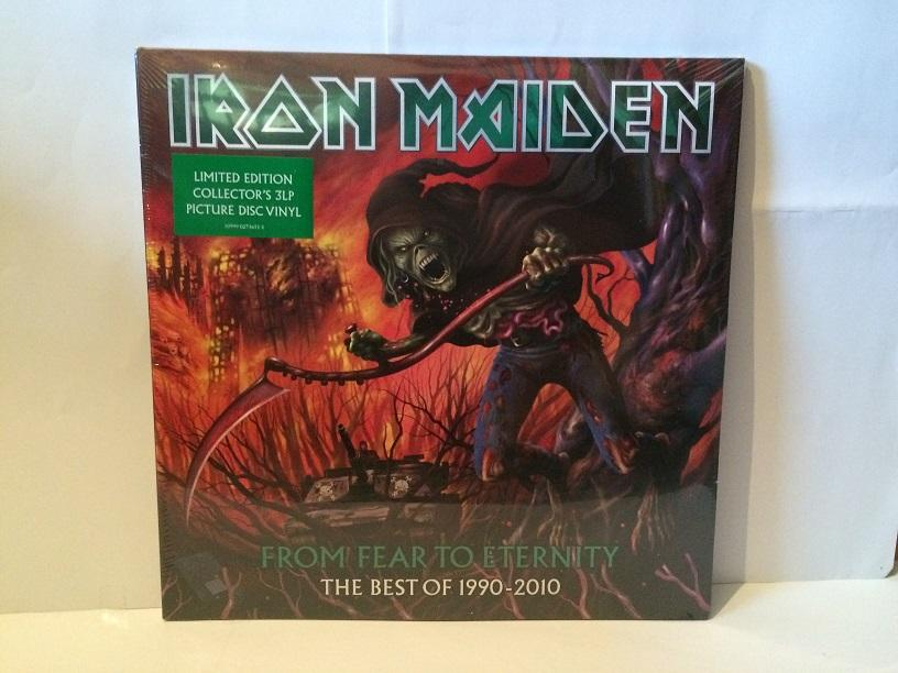 FROM FEAR TO ETERNITY - THE BEST: 1990-2010 Limited Edition Picture Disc