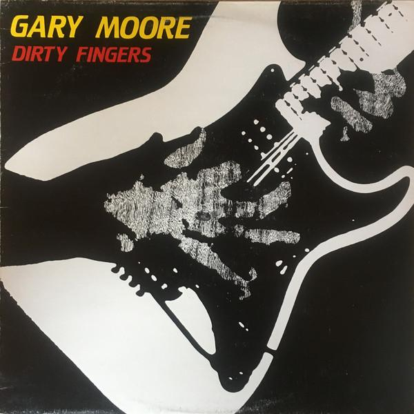 DIRTY FINGERS Japanese Pressing
