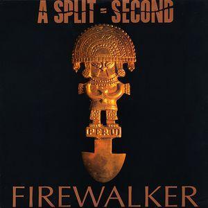 FIREWALKER Signed On Backcover
