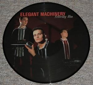 YESTERDAY MAN Picture Disc