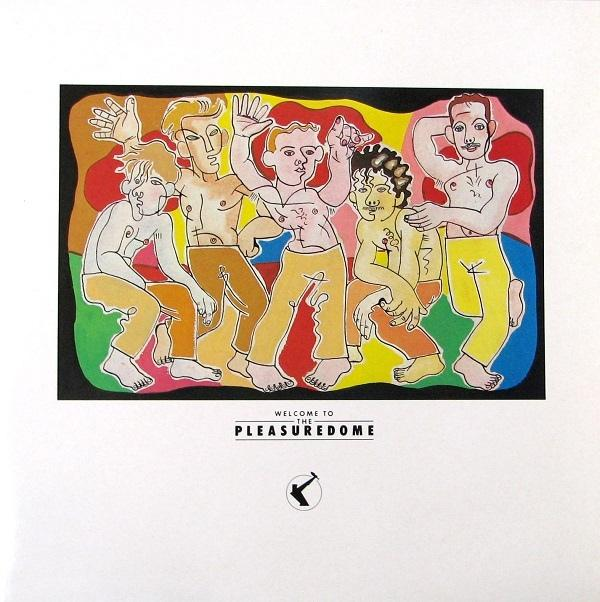 WELCOME TO THE PLEASUREDOME Swedish Pressing