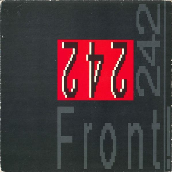 FRONT BY FRONT Swedish Pressing