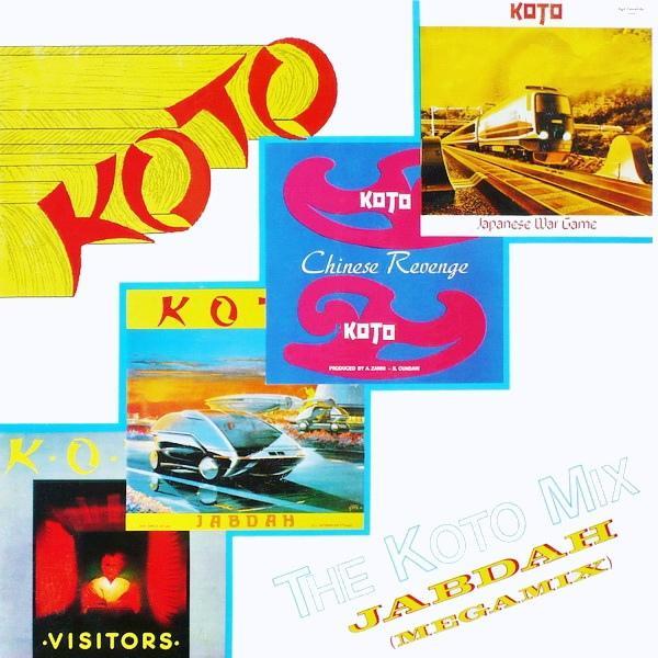 THE KOTO MIX / Jabdah (Megamix)