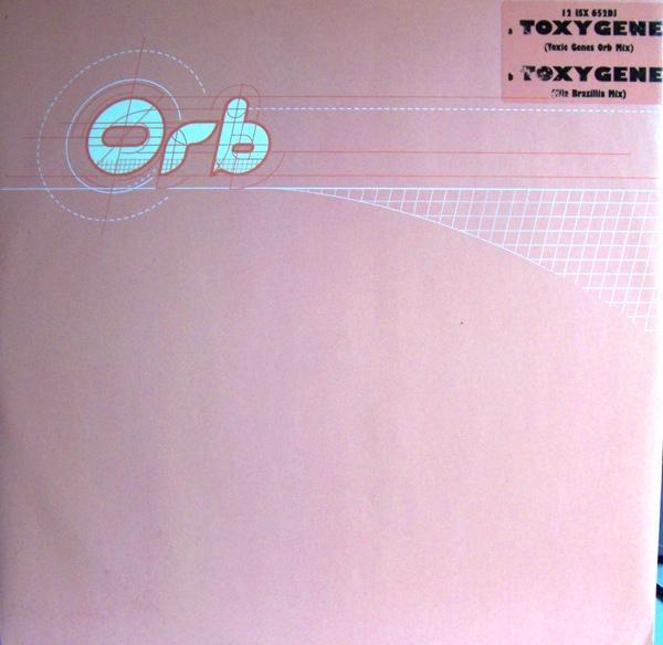TOXYGENE / Toxygene (Fila Brazillia Mix)