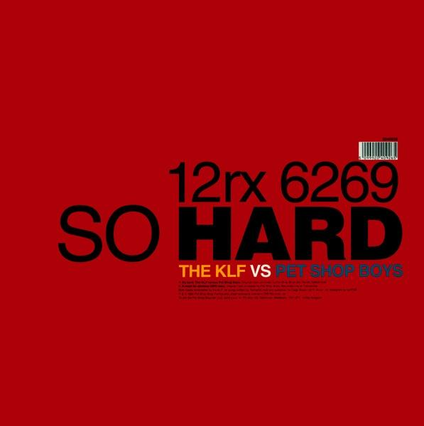 SO HARD / It Must Be Obvious (UFO Mix)