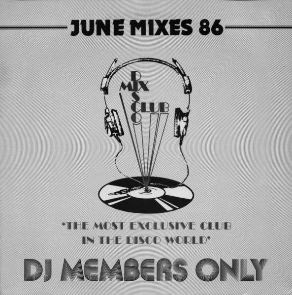JUNE MIXES 86