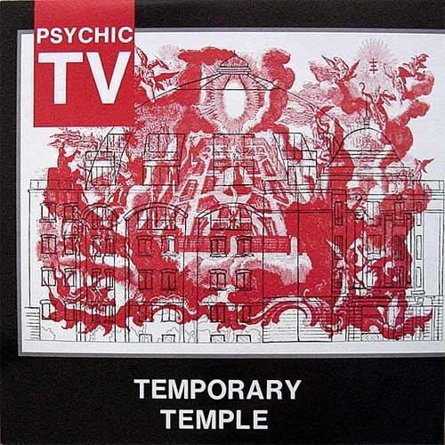 TEMPORARY TEMPLE Limited Edition