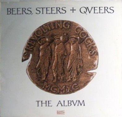 BEERS, STEERS & QUEERS - THE ALBUM Dutch Pressing