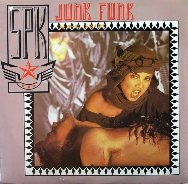 JUNK FUNK / High Tension (Extended Version)